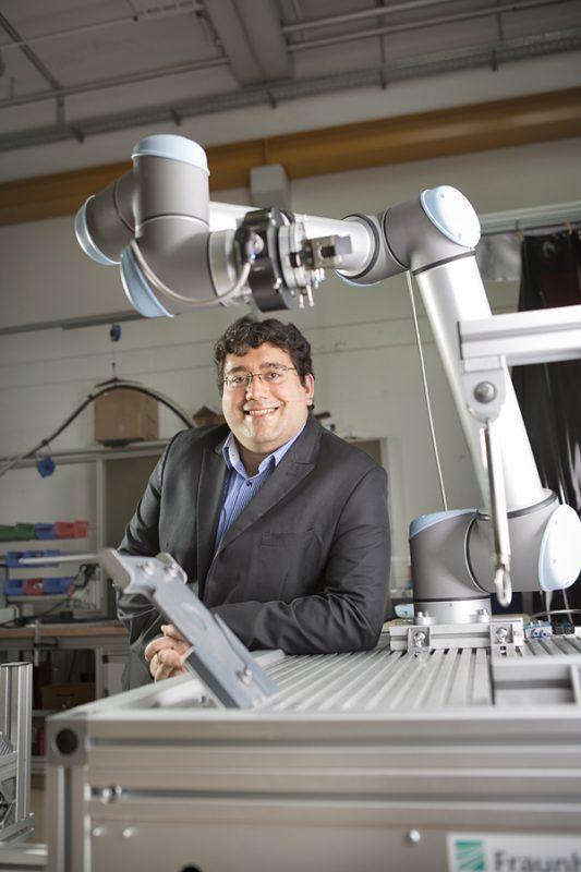 Ramez Awad / Fraunhofer Institut