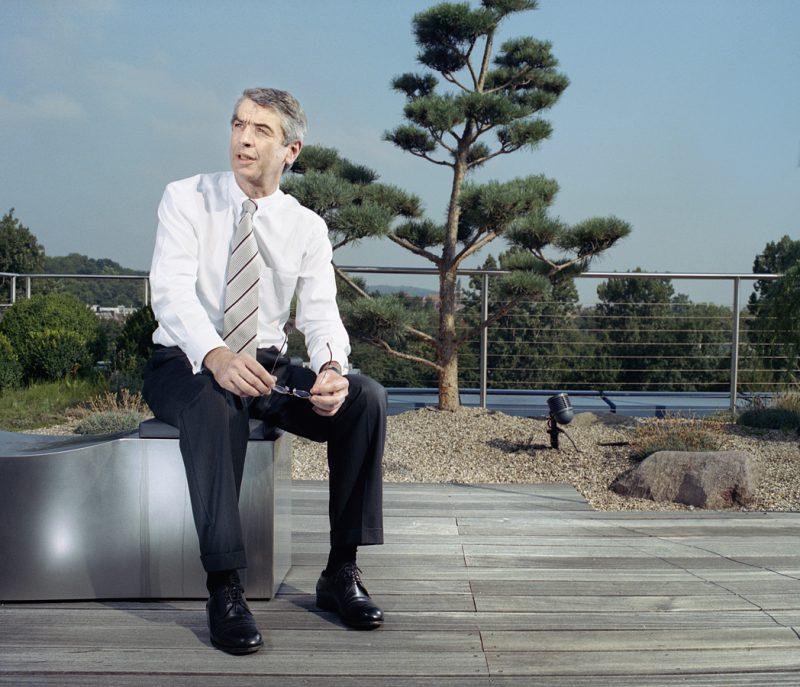 Dr. Fritz Oesterle / CEO Celesio