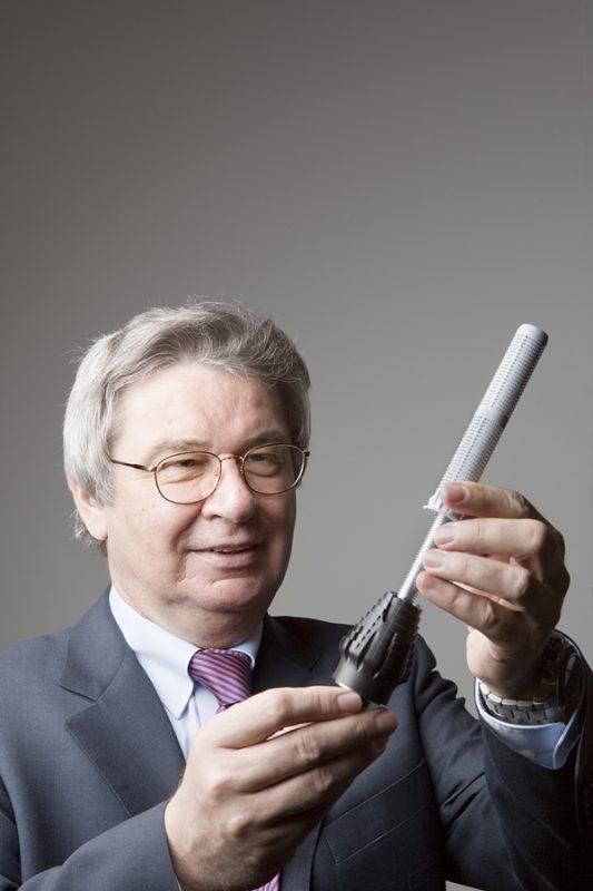 Prof. Klaus Fischer / CEO fischerwerke