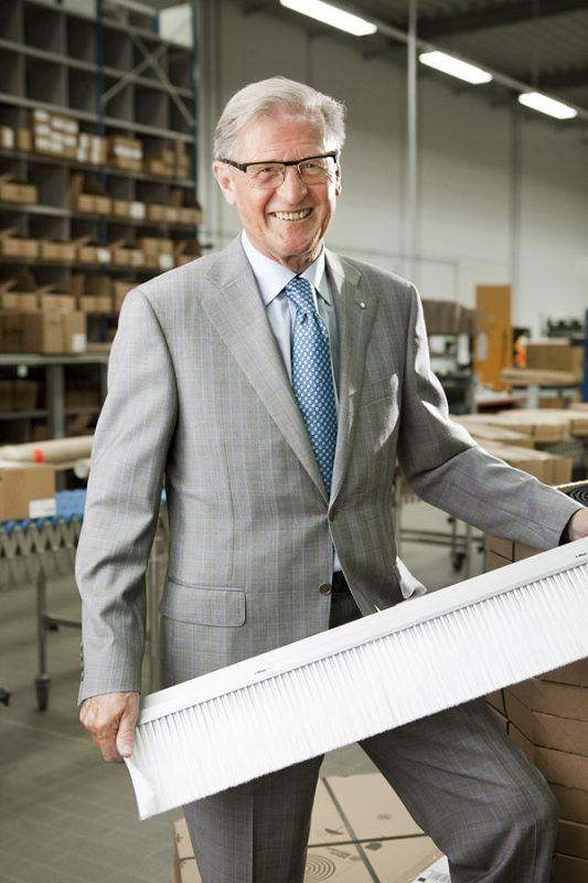 Peter Zimmermann / CEO Mink KG
