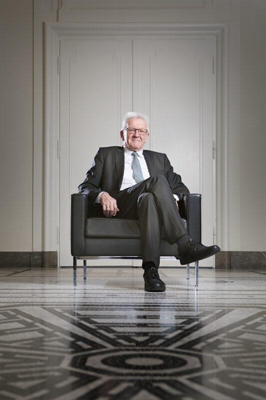 Winfried Kretschmann / Ministerpräsident